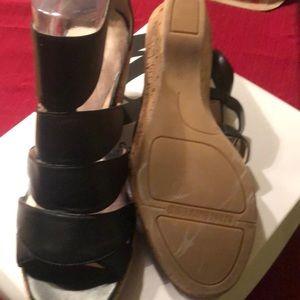 9 west size 10m cashel black shoe
